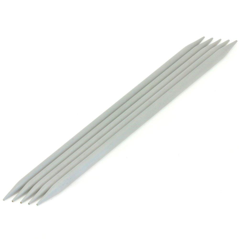 Lana Grossa Nadelspiel Aluminium Hohlrohr St. 6,5/20cm