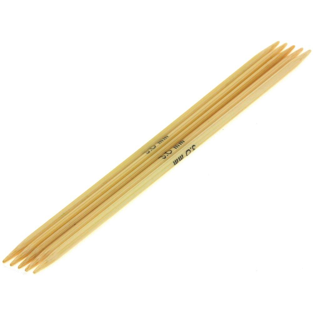 Lana Grossa Nadelspiel Bambus St. 3,0/15cm