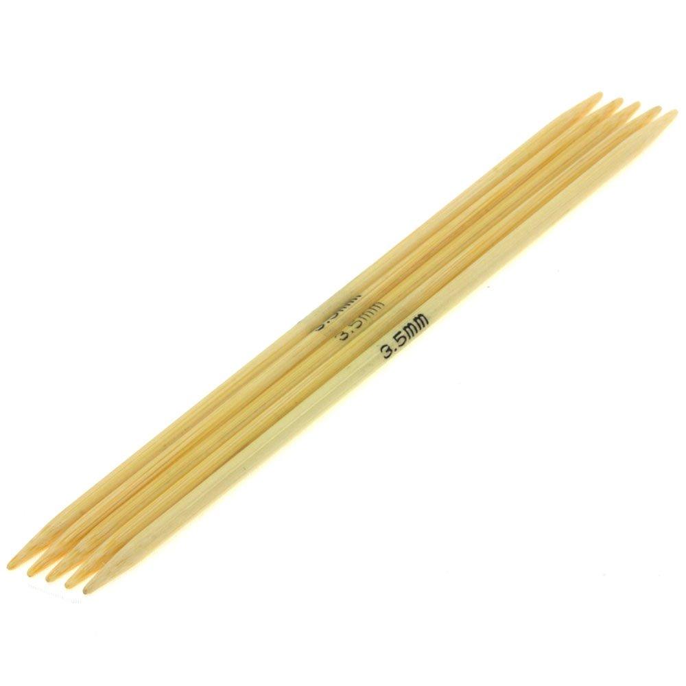 Lana Grossa Nadelspiel Bambus St. 3,5/15cm