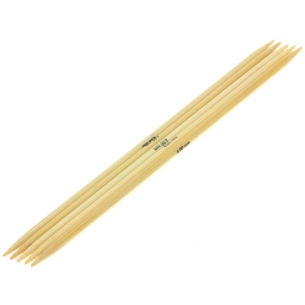 Lana Grossa Nadelspiel Bambus St. 4,0/20cm