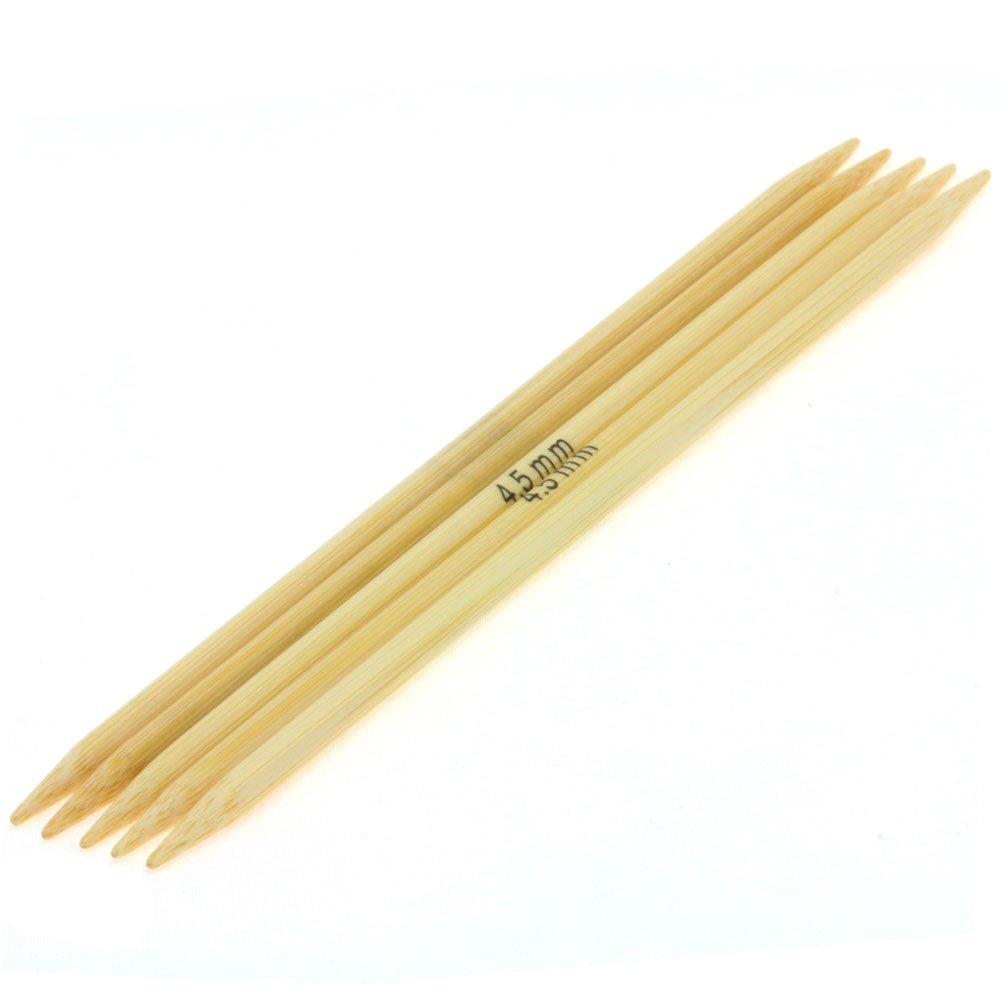 Lana Grossa Nadelspiel Bambus St. 4,5/15cm