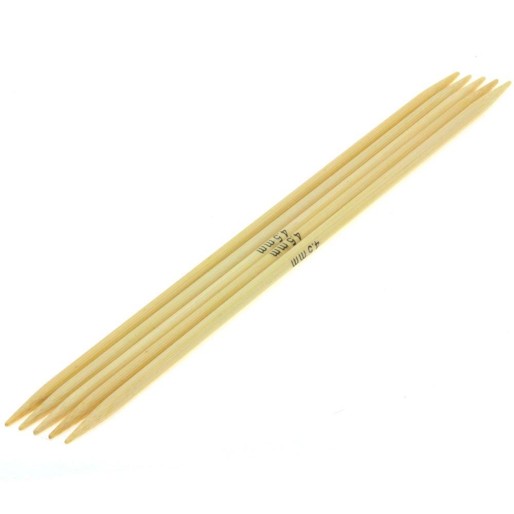 Lana Grossa Nadelspiel Bambus St. 4,5/20cm