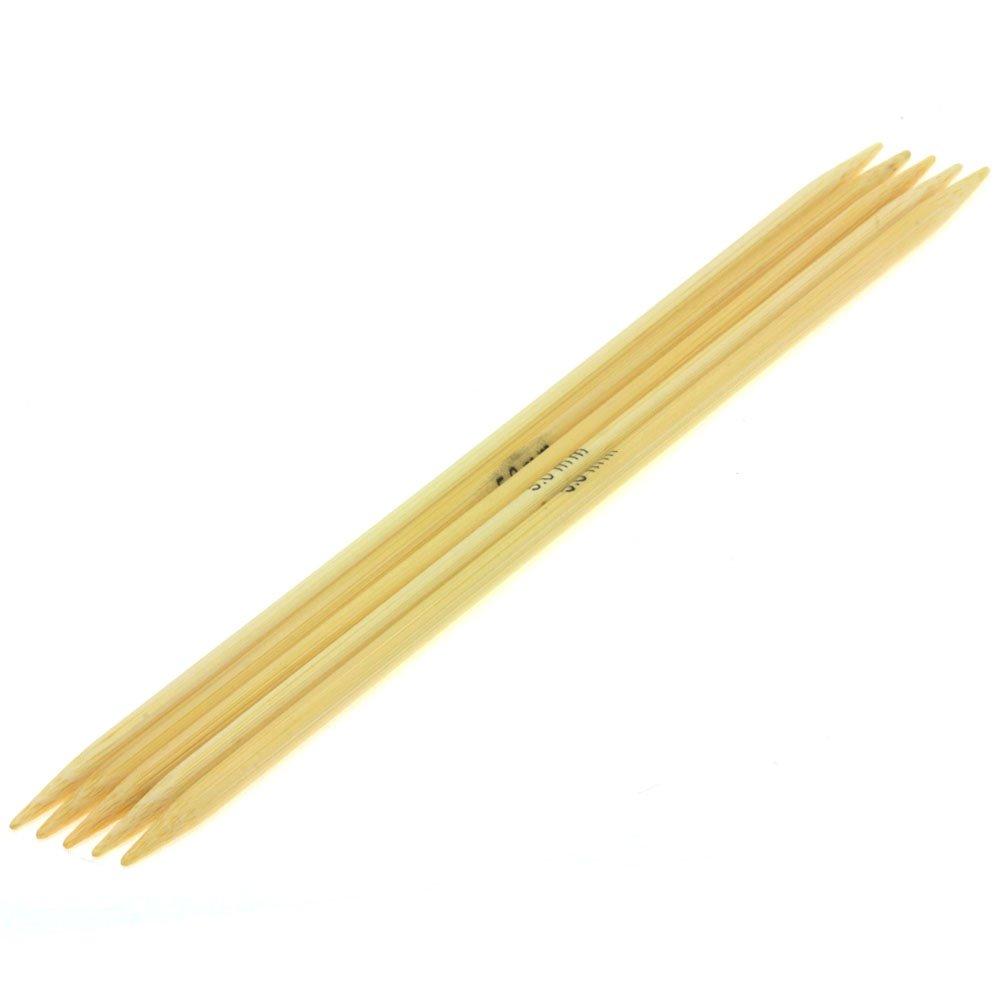 Lana Grossa Nadelspiel Bambus St. 5,0/20cm