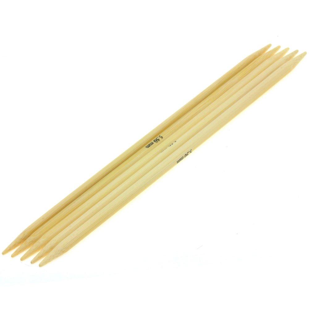 Lana Grossa Nadelspiel Bambus St. 5,5/20cm