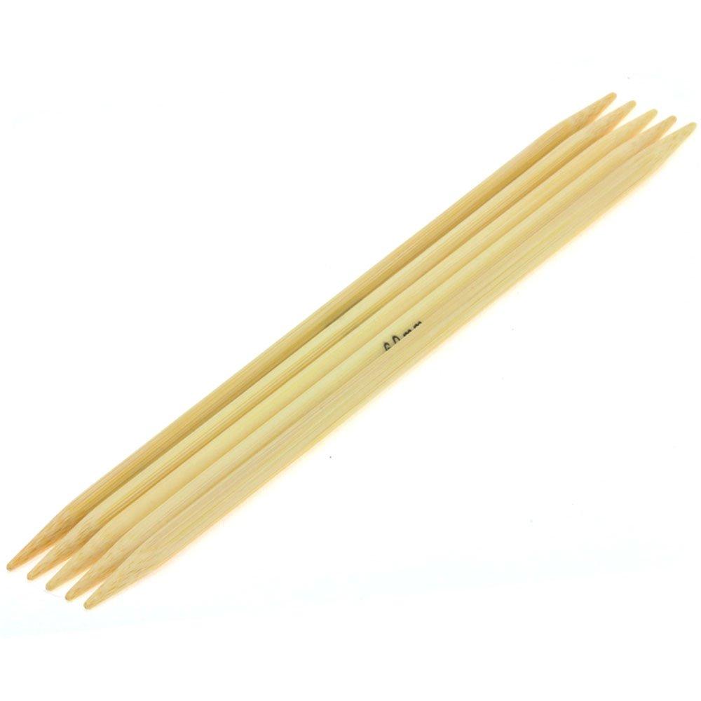 Lana Grossa Nadelspiel Bambus St. 6,0/20cm