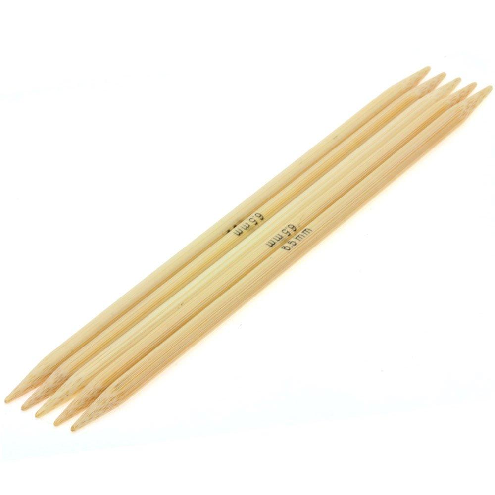 Lana Grossa Nadelspiel Bambus St. 6,5/20cm