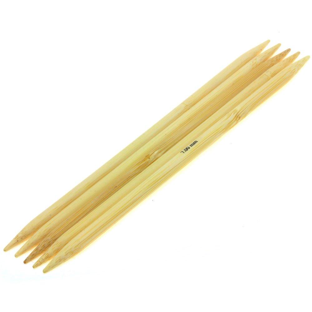 Lana Grossa Nadelspiel Bambus St. 7,0/20cm