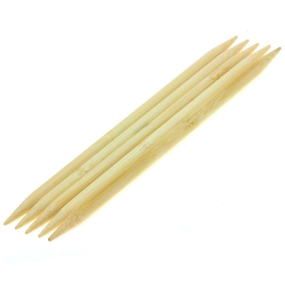 Lana Grossa Nadelspiel Bambus St. 8,0/20cm