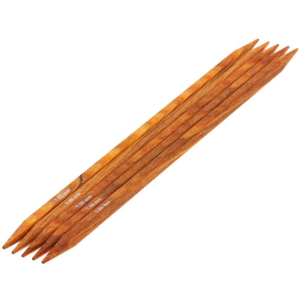 Lana Grossa Nadelspiel Design-Holz quattro St. 7,0/20cm