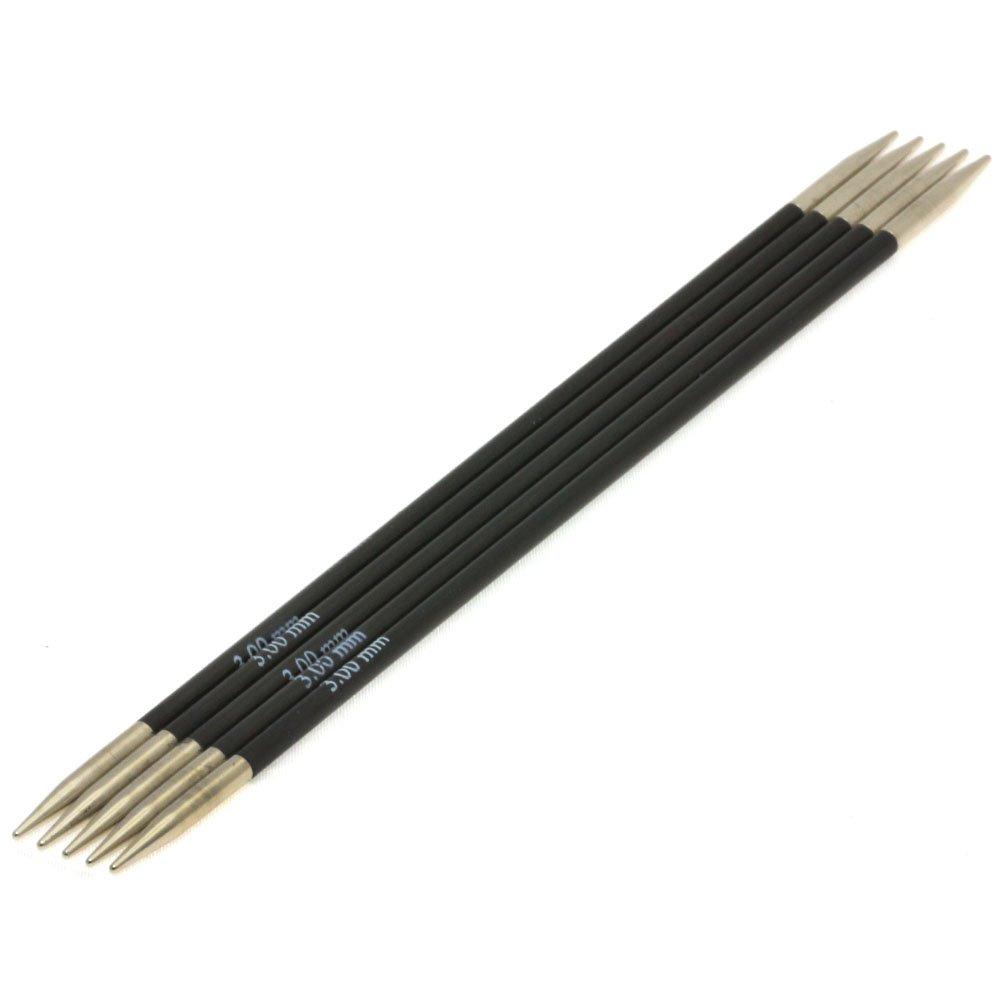 Lana Grossa Nadelspiel Karbon St. 3,0/ 15cm