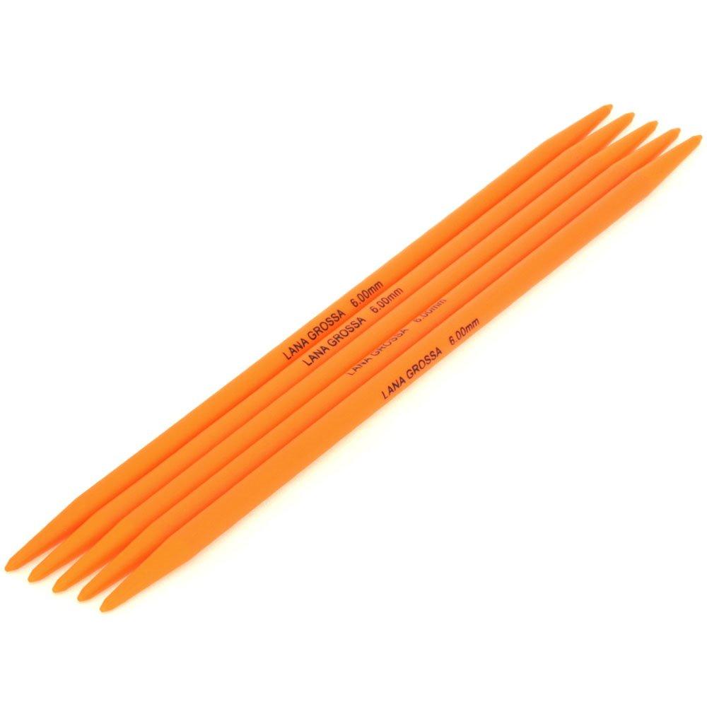 Lana Grossa Nadelspiel Kunststoff St. 6,0/20cm
