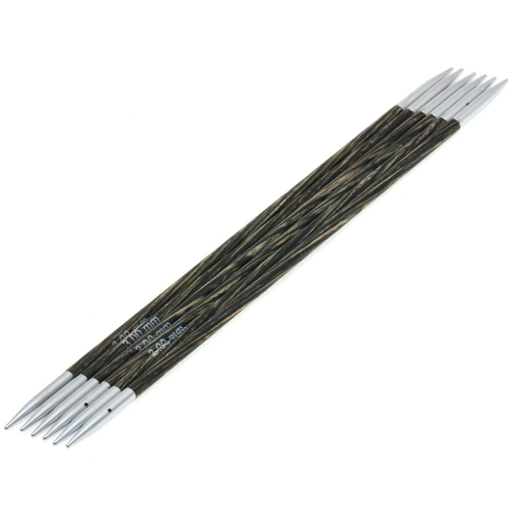 Lana Grossa Nadelspiel Design-Holz lala BERLIN St. 3,0/15cm