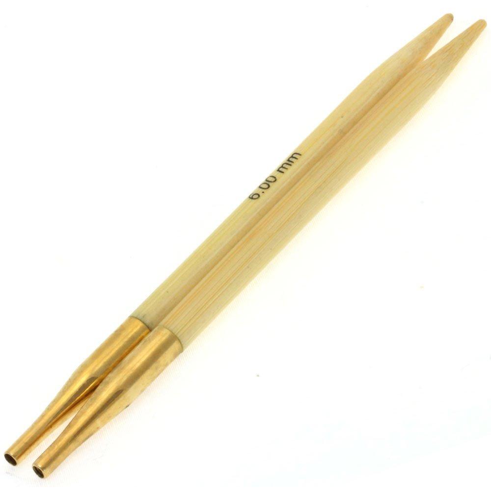Lana Grossa Nadelspitzen Vario Bambus St. 6,0